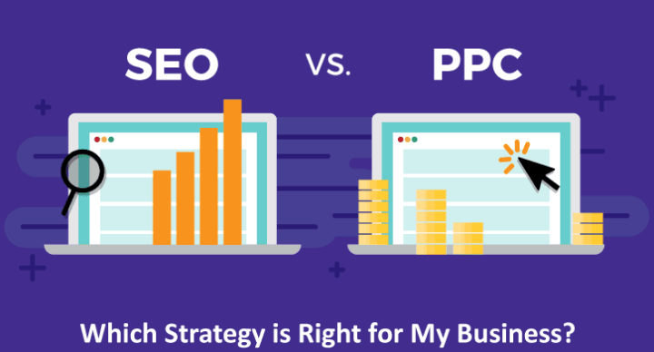 Which is more beneficial for your business - SEO vs PPC